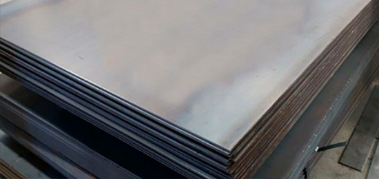 structural metal sheet